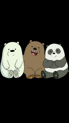 We Bare Bears Wallpapers 85 Background Pictures wallpaper android mobile, 28 Images About We Bare Bears On We Heart It See More -- -- We Bare Bears Wallpapers, Panda Wallpapers, Cute Cartoon Wallpapers, Wallpaper Iphone Disney, Cute Disney Wallpaper, Kawaii Wallpaper, Bear Wallpaper, Marvel Wallpaper, Mobile Wallpaper
