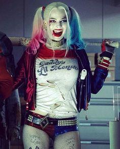 Harley Quinn. @margotrobbie #MargotRobbie #HarleyQuinn #HarleenQuinzel Edit By: @harleenfrancesqvinzel