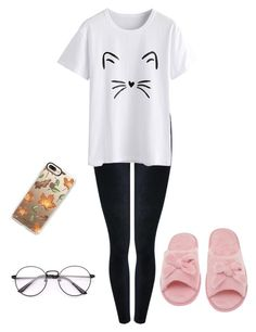 """""""Untitled #62"""" by giuliaabalanuta on Polyvore featuring M&Co, Deluxe Comfort and Casetify"""