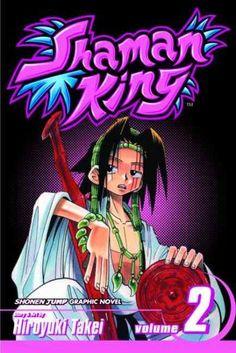 Shaman King 2: Kung-Fu Master (Shaman King (Graphic Novels))