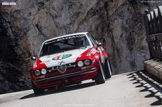 Alfa Romeo Gtv6, Rally, Bmw, Vehicles, Cars, Vehicle