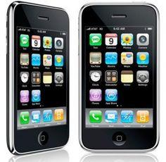 Used Apple IPhone 3Gs 16GB Black