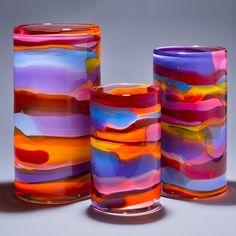 Pismo Fine Art Glass Steve Klein