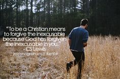 God has forgiven me more times than I can count!