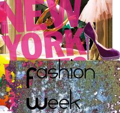New York Fashion Week!!