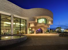 The Canadian Museum of Civilization is Canada's national museum of human history. It is located in the Hull area of Gatineau, Quebec, directly across the Ottawa River from Parliament Hill in Ottawa, Ontario