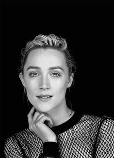 Saoirse Ronan for Los Angeles Times (2017)