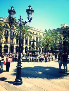 Plaza Real!