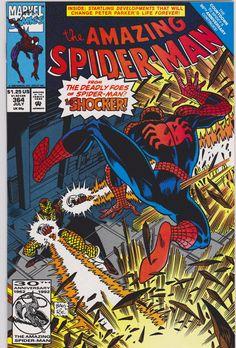 Amazing Spider-Man Comics #364 Vol1 NM 9.4