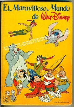 El Maravilloso Mundo de Walt Disney. 1985