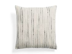 Coastal Woven Pillow | Arhaus Furniture
