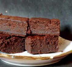 Rootbeer brownies