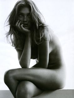 Natalia Vodianova by Steven Klein