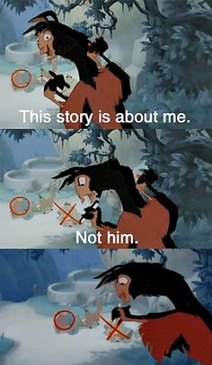 not him..ME! <3