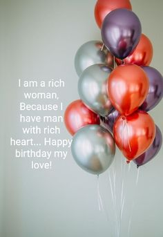 Birthday Wish For Husband, Husband And Wife Love, Happy Birthday My Love, It's Your Birthday, Special Birthday, Birthday Wishes, Share My Life, You Are Special, Life Partners