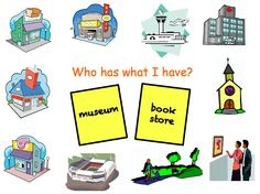 """Who has what I have?""  This is a fun activity to practice vocabulary that involves the entire class.  It is a great way to practice new vocabulary and the spelling of new words and it is an effective go-to activity to review previously learned vocabulary."