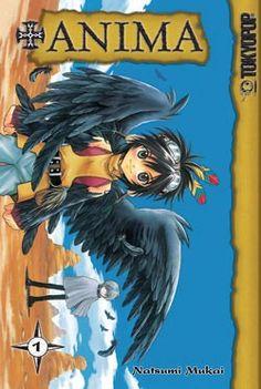 +ANIMA Graphic Novel 1 #RightStuf2013