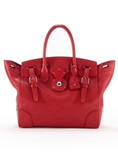 Soft Ricky Bag - Ralph Lauren Ralph Lauren Handbags - RalphLauren.com Ralph  Lauren France a7a4d148a6f2f