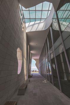 Galeria de Terminal de Ônibus Nevsehir / Bahadir Kul Architects - 9