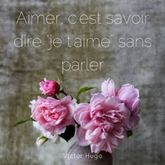 #citation #love #French #quote #Hugo #amour