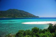 Koh Lipe is a tiny island near the Malaysian border.