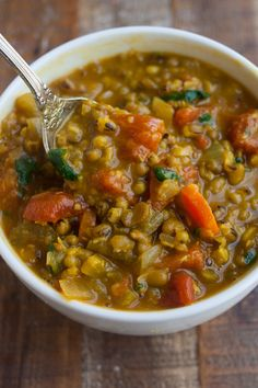 Getting Out Of A Funk + Healing Mung Bean Soup