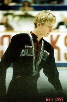 Evgeny Pluschenko SP