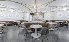 Dian Dian Yipin Cha Chaan Teng tea restaurant by Golucci International Design, Beijing – China » Retail Design Blog