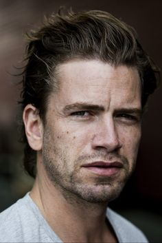 Nikolaj Lie Kaas, Danish, male actor, celeb, powerful face, intense eyes, hot, sexy, portrait, photo