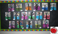 Kandinsky Trees FREE Step by step instructions on how your grade, grade, or grade students can complete this eye catching art project. Art that focuses on texture, color theory, and painting techniques. Classroom Art Projects, Art Classroom, Primary Classroom, Classroom Ideas, Artists For Kids, Art For Kids, Kid Art, Art Activities, Teaching Activities