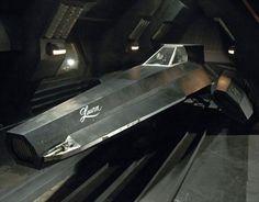"""Laura"" The Blackbird   (Battlestar Galactica TNS)"