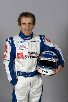 Alain Prost (FRA). F1 World Champion 1985, 1986, 1989, 1993
