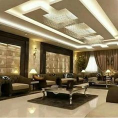 Classic Dining Room Luxury Modern Pop Ceiling Interior Don Ts