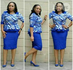 Classy Turkey Wear for sale in Isolo Trendy Outfits For Teens, Office Dresses For Women, Office Outfits Women, Latest African Fashion Dresses, African Print Fashion, Women's Fashion Dresses, African Attire, African Wear, African Dress