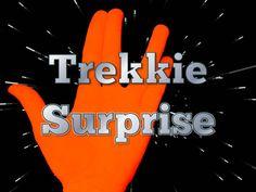 Star Trek Trekkie Inspired Surprise Package Itty Bitty Teeny by bohobear