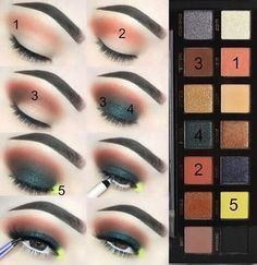 Anastasia Beverly Hills Prism Eyeshadow Palette Tutorial | Step by Step Dramatic Green Eyeshadow Look for Hazel Eyes