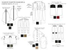 perfect technical drawing fashion presentation - Αναζήτηση Google