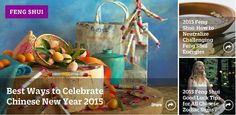 Find all about 2015 Chinese New Year celebration, good feng shui in 2015, lucky tips and more on FengShui.About.com.