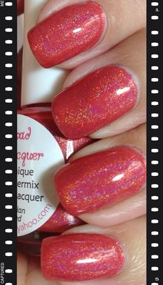 Sweet As a Peach from  the Colour my world by LilypadLacquer, $11.00