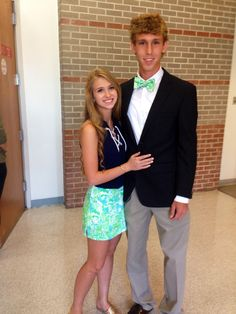 Matching Lilly skirt and bow tie? I think yes