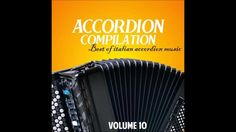 Accordion compilation vol. 10 (Best of italian accordion music) (50 bran...
