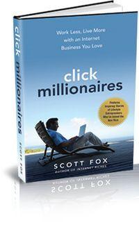 Click Millionaires Lifestyle Business Book