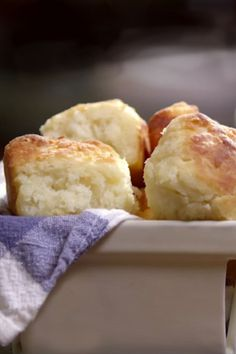 Buttermilk Biscuits - The Blue Jean Chef                              …