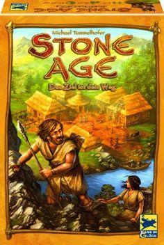 Hans im Glück 48183 - Stone Age, Strategiespiel Schmidt S…