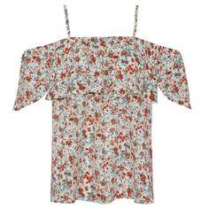 Originální top je nejlepším základem dámského letního outfitu.