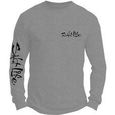 Rogue Long Sleeve Tee Shirt - - Salt Life