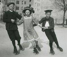 Germany, Berlin (1910). Photographer Philipp Kester.