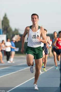Boys Track: Tamagno Flashes Familiar Form at CIF-SS Masters Meet