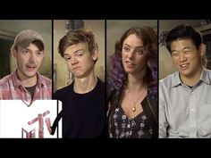 Maze Runner: The Scorch Trials Cast Play 'Would You Rather? | MTV - YouTube lol thomas u so funny!