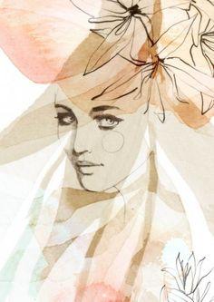 I ❤ illustration: Ekaterina Koroleva
